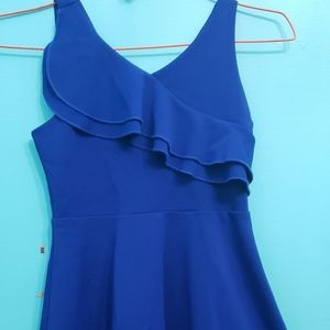 Emeralds Sundae Blue Dress